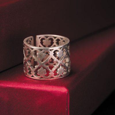 امروزه با توجه به نوسان قیمتی طلا، نقره به عنوان یکی از فلزات برتر در ساخت جواهرات مختلف طرفداران بسیاری دارد.