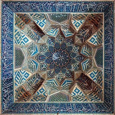 مسجد جامع مظفری یا مسجد جامع کرمان با قدمتی 700 ساله از جمله مساجد تاریخی ایران با معماری کمنظیر و باشکوه است.