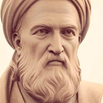 ابوریحان محمد بن احمد بیرونی از جمله بزرگترین دانشمندان مسلمان ایرانی که به عنوان پدر علوم انسانشناسی و هندشناسی در دنیا شناخته شده است.