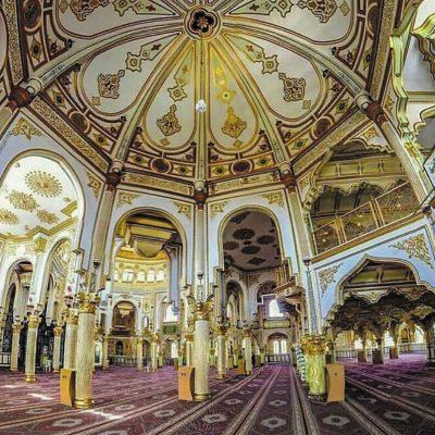 مسجد شافعی کرمانشاه از جمله مهمترین پروژههای معماری قدیمی است که با گذشت زمان به یکی از شاهکارهای معماری و مذهبی تبدیل شده است.