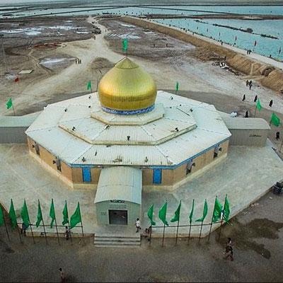 حسینیه حضرت اباالفضل (علیهالسلام) با عنوان یادمان شهدای طلاییه در منطقهی طلاییه از سری محورهای مهم عملیاتی خیبر و بدر بنا شده است.